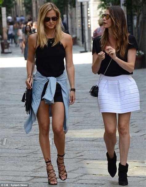 Code Mimi Hotpants bar refaeli showcases legs in teeny