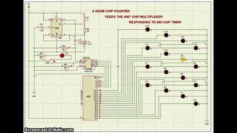 Pisau Ic 7 In 1 proteus ic 4520b ic 4067 ic 555 timer
