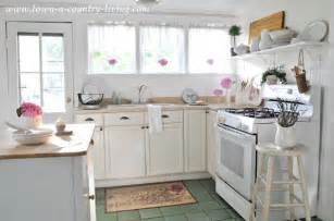 Country Living Kitchen Ideas by Summer Inspiration Decor In The Kitchen Town Country