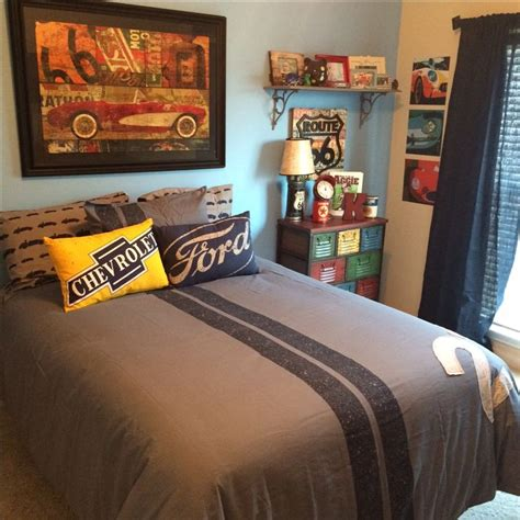 race car bedroom decor bedroom boys car big boy ideas room racing try cars race