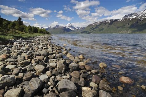 File Fjord Coast Landscape From East Coast Of Storfjorden Coast To Coast Landscaping