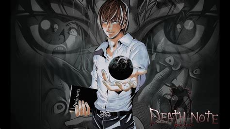 wallpaper anime death note death note hd wallpapers 6 free hd wallpaper animewp com