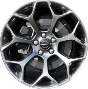 Chrysler 300 Wheels For Sale Chrysler 300 Wheels Rims Wheel Stock Oem Replacement