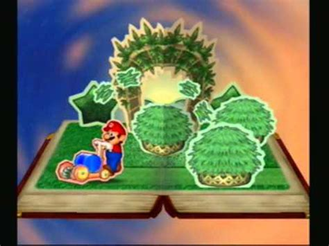 The Miracle Book Mario Mario 6 2004 Mini Mode Miracle Book Epilogue And Credit Roll