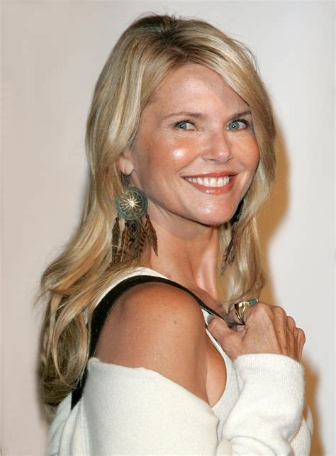 christie dutton hair style christie brinkley mature hairstyles