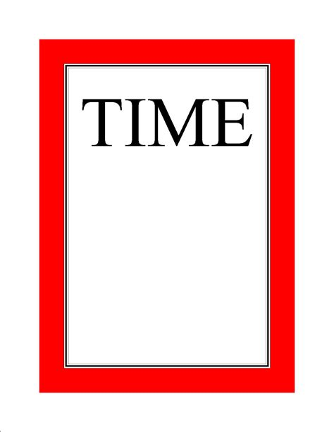 blank time magazine www pixshark com images galleries