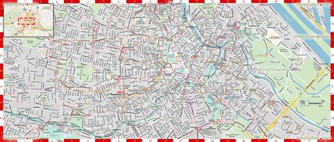 large printable road maps vienna map detailed printable high quality road guide