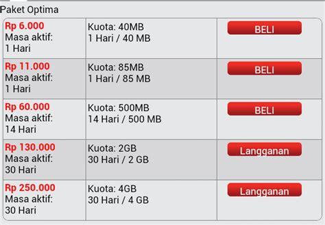 gratis paket dat telkomsel 2018 seputar daftar harga paket internet telkomsel flash