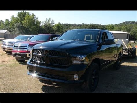 2014 Chevy Silverado vs Ford F 150 vs Ram 1500: Epic V8 0