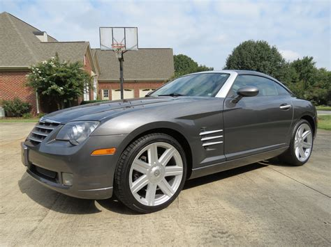 Chrysler Crossfire Exhaust by 2004 Chrysler Crossfire Start Up Exhaust And In Depth