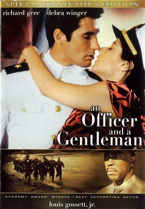 Officer And Gentleman by An Officer And A Gentleman Poster