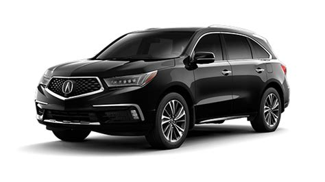 2017 acura mdx parts and accessories