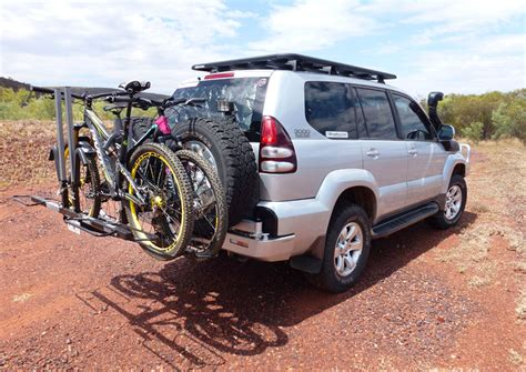 Prado Bike Rack by Isi Advanced Bicycle Carrier And Bike Rack Systems
