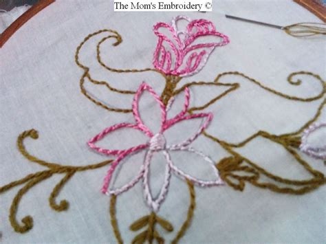 Handmade Embroidery Design - embroidery designs