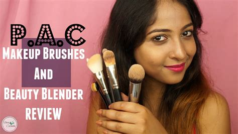 Makeup Remover Pac pac makeup brushes and blender review affordable professional brushes in india