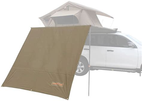 Ezy Awning by Darche Eclipse Ezy Front Awning Extension Snowys Outdoors