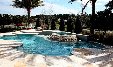 pool photos tropical pools and pavers pool builders in florida