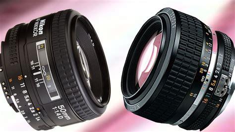 Nikon F1 2 nikon 50mm f1 2 ai s vs nikon 50mm f1 4 af d which 50mm