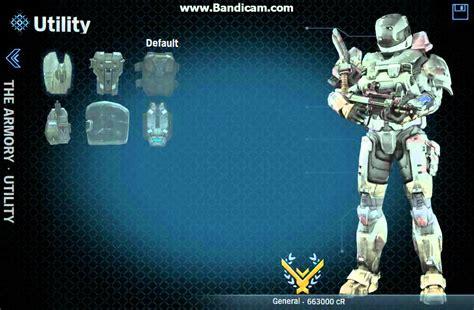 Halo Vanity by Halo Reach Vanity Armor Generator