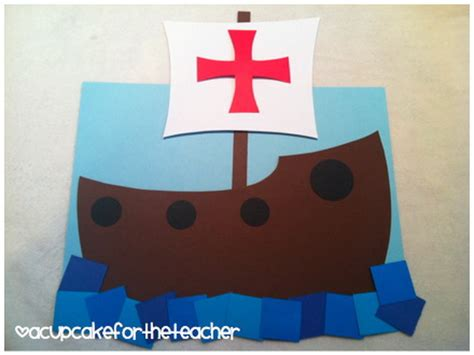 christopher columbus crafts for columbus day crafts and activities family net