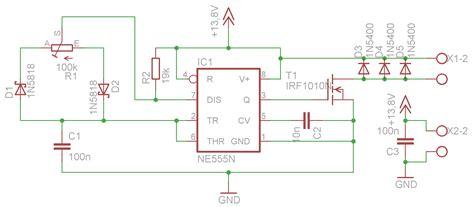 einfacher pwm motor drehzahlregler mikrocontroller net