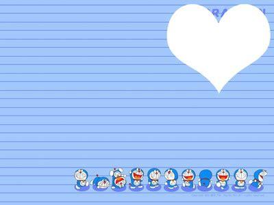 Frame Gantung Doraemon Isi 3 Frame photo montage doraemon pixiz