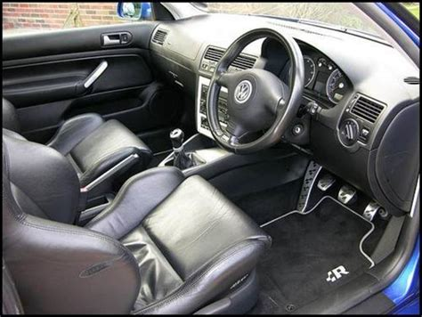 R32 Mk4 Interior by Vw Golf Mk4 1998 2004
