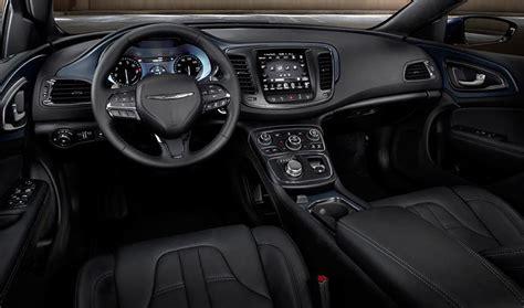Chrysler 200 2014 Interior by 2015 Chrysler 200 Machinespider