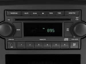 2008 dodge ram 1500 radio interior photo automotive