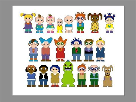pattern character in c 71 best images about pixel on pinterest perler bead