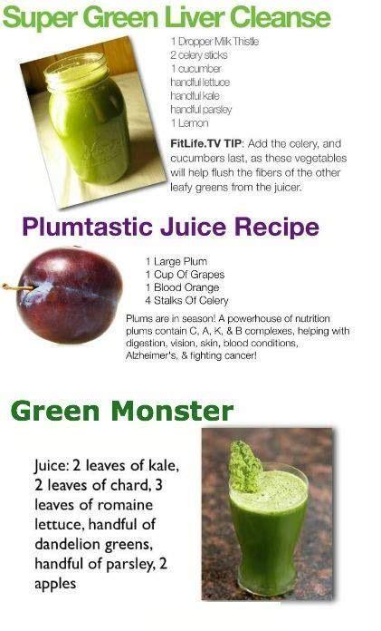 Juice To Detox Liver Recipes by Liver Cleanse Liver Detox Health Liver