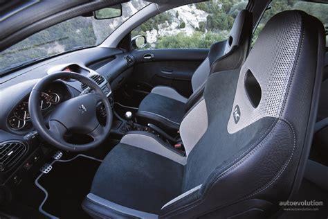 siege baquet 206 rc peugeot 206 rc specs 2003 2004 2005 2006 autoevolution