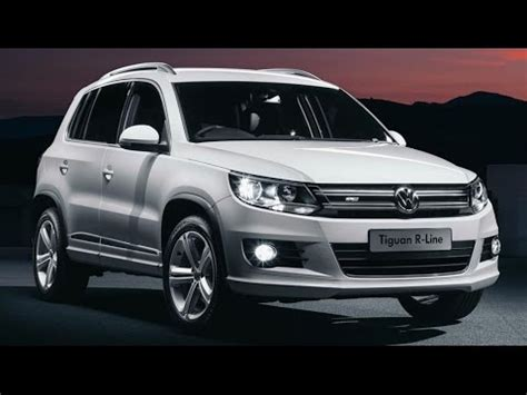 2015 volkswagen tiguan r line 2015 volkswagen tiguan r line test drive review