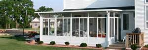 Cost To Install French Doors - sunroom contractors in kc blue springs siding amp windows