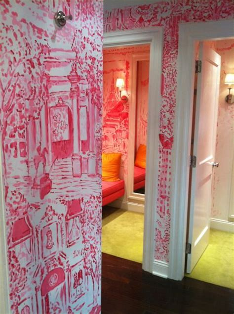 lilly pulitzer bedroom wallpaper wallpapers dressing rooms and lilly pulitzer on pinterest