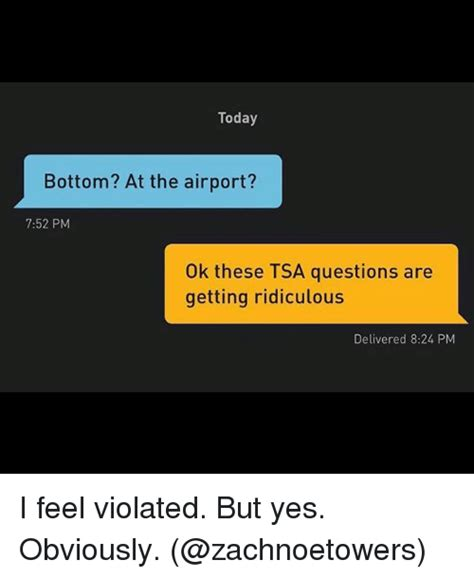 I Feel Violated Meme - 25 best memes about airport airport memes
