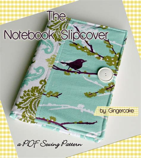 notebook slipcover pattern 17 best images about sewing on pinterest free pattern