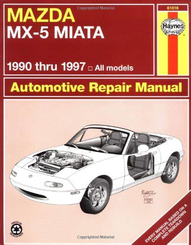 service manual hayes car manuals 2003 mazda miata mx 5 engine control service manual used haynes mazda mx5 miata 90 97 haynes repair manuals for sale findsimilar com