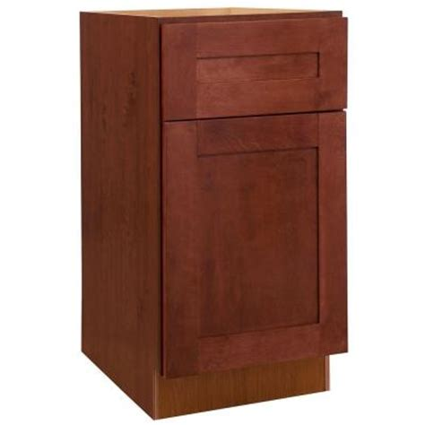 Desk Height Base Cabinets by Home Decorators Collection 15x28 5x21 In Kingsbridge