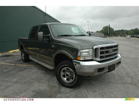 2004 Ford F250 Super Duty King Ranch Crew Cab 4x4 in