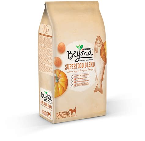 salmon puppy food salmon superfood for dogs with pumpkin purina beyond 174