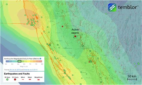 california quake map in progress seismic swarm west of reno nevada temblor net