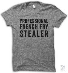 T Shirt Pria Frech Fries Everywhere t shirt bff best friends and friends shirts