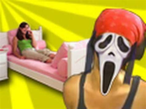 Bed Intruder Tosh O Bed Intruder Prank