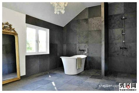 black and grey bathroom ideas 34 stylish black gray bathroom designs 2017 home and