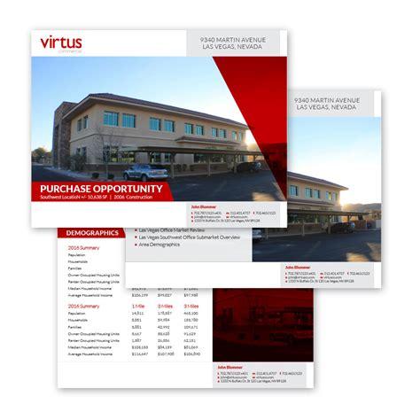 Commercial Real Estate Offering Memorandums Ml Jordan Real Estate Investment Memorandum Template