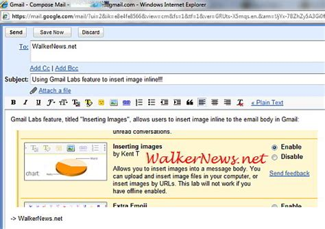 What Is Inline Images In Email