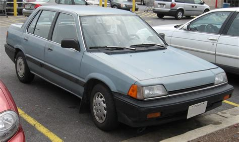 Honda Civic 1987 1987 honda civic information and photos momentcar