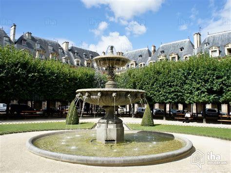 affitto parigi affitti parigi place des vosges per vacanze con iha privati