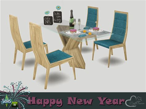 new year dinner restaurant 2016 new year 2016 dining by buffsumm liquid sims